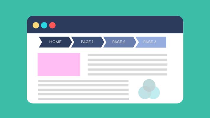 Breadcrumbs یا مسیر راهنما در طراحی سایت - نمونه ها و بهترین روشهای استفاده