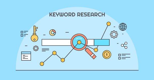 تحقیق در مورد کلمات کلیدی Keyword ReSearch