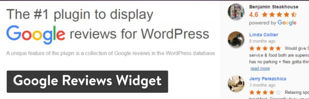 بهترین افزونه امتیاز دهی وردپرس Google Reviews