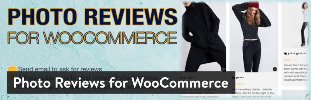 افزونه Photo Review for Woocommerce