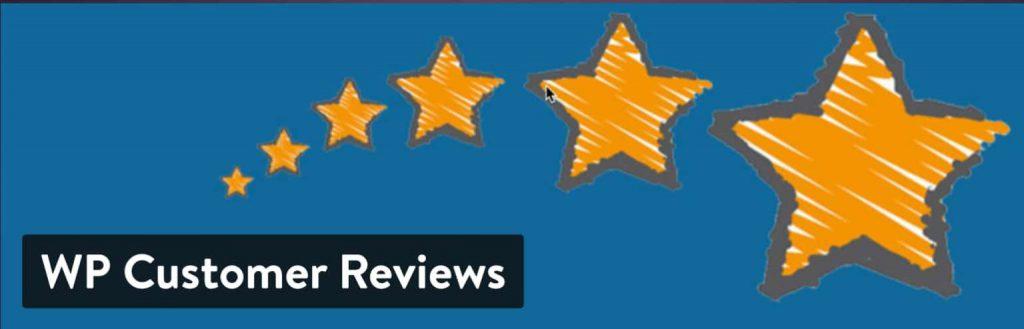 بهترین افزونه امتیاز دهی وردپرس WP Customer Review