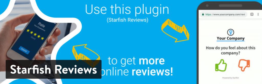بهترین افزونه امتیاز دهی وردپرس Startfish reviews